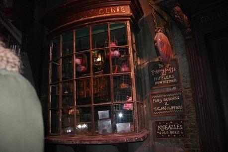 Nærbutikken til Harry Potter