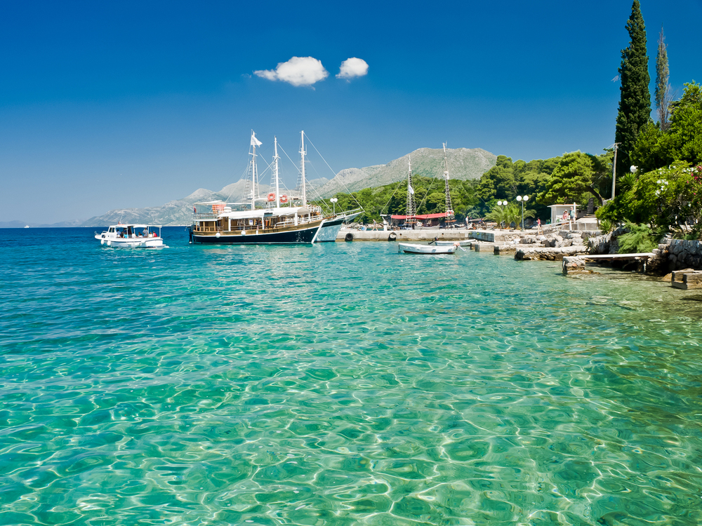 kroatien aderiakusten
